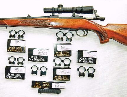 Lynx Professional Series 3-9x38 DW