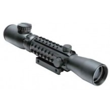 Tri - Rail Picatinny Rifle Scope 3-9 x 32 IR
